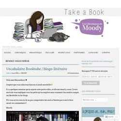 Vocabulaire Booktube / blogo littéraire