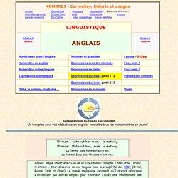 vocabulaire anglais pour le secondaire et le business
