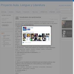 Proyecto Aula. Lengua y literatura en internet