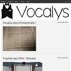 Vocalys