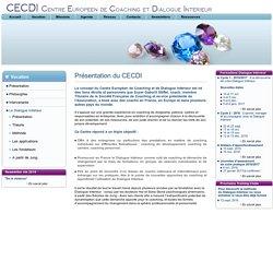 vocation : presentation du CECDI