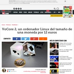 VoCore 2, el ordenador Linux que puedes comprar por ¡12 euros!