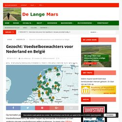 Gezocht: Voedselboswachters voor Nederland en België >
