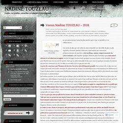 Voeux Nadine TOUZEAU – 2018