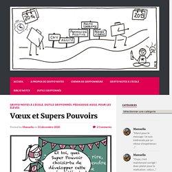 Vœux et Supers Pouvoirs - Griffo'Notes