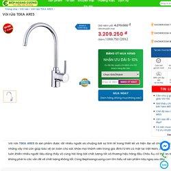 Vòi rửa TEKA ARES tinh tế, chính hãng với giá tốt nhất