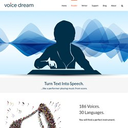 Voice Dream – Reader