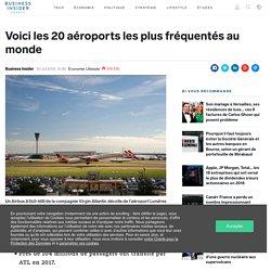 Que dire de la place de l'aéroport Roissy-Charles de Gaulle dans le monde