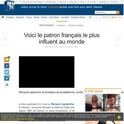 Voici le patron français le plus influent au monde