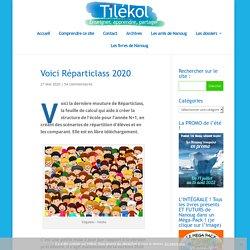 Voici Réparticlass 2020 – Tilekol.org