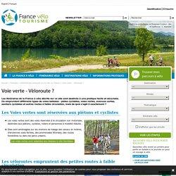 Voie verte et vélo route en France