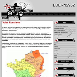 Voies Romaines - EDERN2952