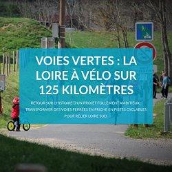 Voies vertes : la Loire à vélo sur 125 kilomètres