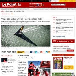 Voile : la Volvo Ocean Race pour les nuls