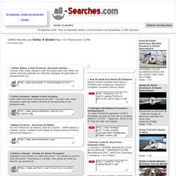 Voilier A Vendre : Page 1/10 : All-Searches.com