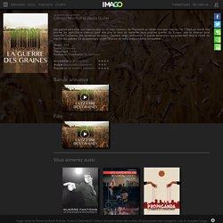 Voir : La guerre des graines, sur Imago TV
