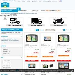 GPS Voiture - Achat/Vente GPS Voiture Pas Cher - Rueducommerce
