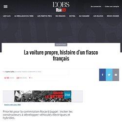 La voiture propre, histoire d'un fiasco français
