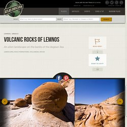 Volcanic Rocks of Lemnos