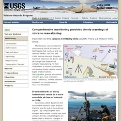 Volcano Hazards Program