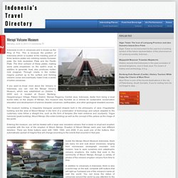 Indonesia's Travel Directory