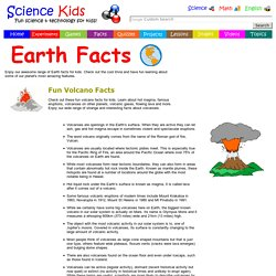 Fun Volcano Facts for Kids - Interesting Facts about Volcanoes