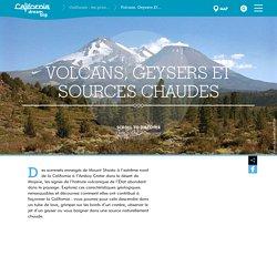 Volcans, Geysers Et Sources Chaudes