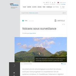 Volcans sous surveillance