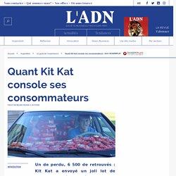Voleur Kit Kat - Buzz Kit Kat - Opération Kit Kat