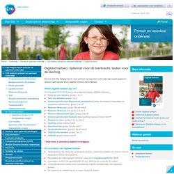 Cito Volgsysteem primair onderwijs - Digitale toetsen LVS-toetsen