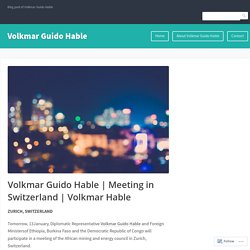 Volkmar Hable – Volkmar Guido Hable