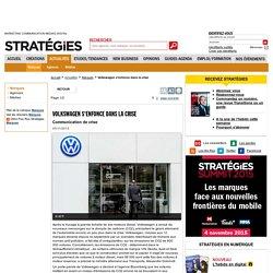 Volkswagen s'enfonce dans la crise - 6 nov 2015