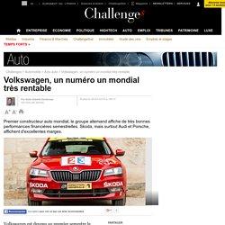 Volkswagen, un numéro un mondial très rentable - 29 juillet 2015