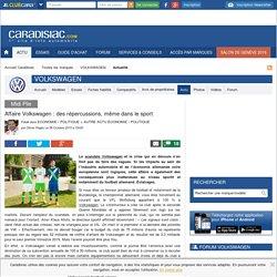 Affaire Volkswagen : des répercussions, même dans le sport