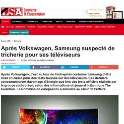 Après Volkswagen, Samsung suspecté de...