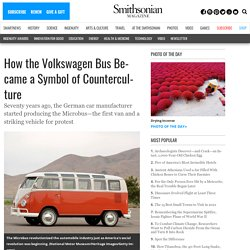 A Brief History of the Volkswagen Bus