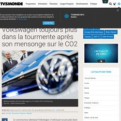 Volkswagen toujours plus dans la tourmente après son mensonge sur le CO2