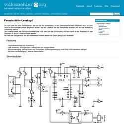 volkszaehler.org - wiki - Ferrariszähler-Lesekopf