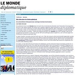 Volltextsuche Le Monde diplomatique Trefferliste