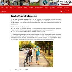 Service Volontaire Européen - CEMEA de Bourgogne Franche-Comté