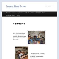 Domaine Bio de Kerjean