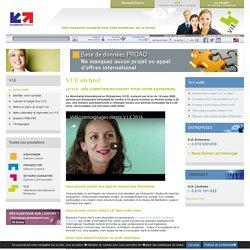 V.I.E : volontariat international en entreprise avec Business France