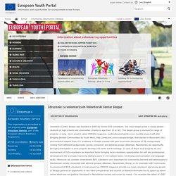Zdruzenie za volonterizam Volonterski Centar Skopje