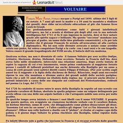 VOLTAIRE - BIOGRAFIA E ALTRO