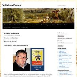 Le Chevalier de La Barre - Voltaire à Ferney