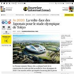 JO 2020. La volte-face des Japonais pour le stade olympique de Tokyo