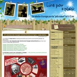 57 volumes des Voyages extraordinaires en ligne – Jules Verne