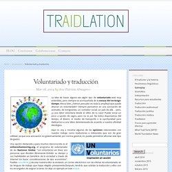 Voluntariado y traducción