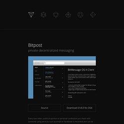 Voluntary - Bitpost