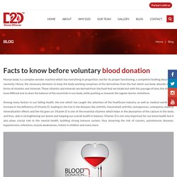 voluntary blood donation, blood donation app, blood donation website